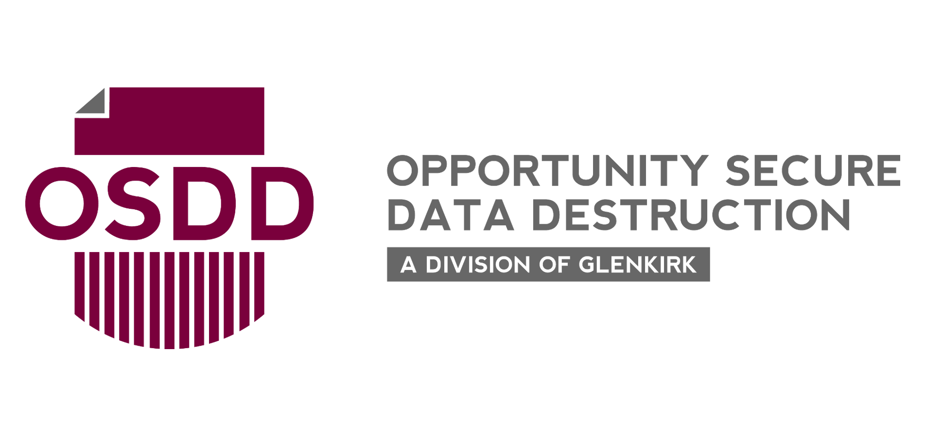 Glenkirk - Opportunity Secure Data Destruction logo